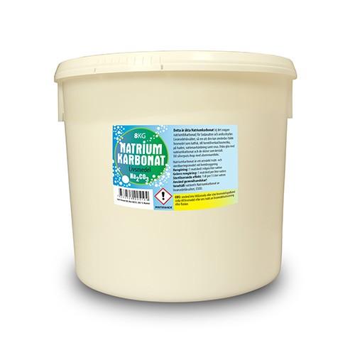 natriumkarbonat 8 kg hink