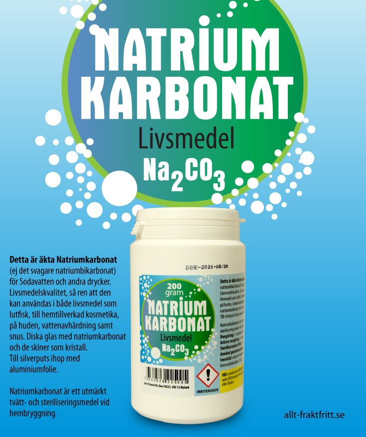 Natriumkarbonat
